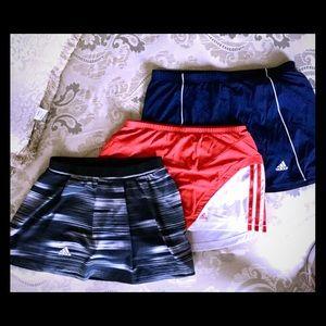 Adidas tennis skirts